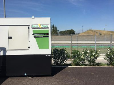 green power e key to agency MotoGP Misano 2019